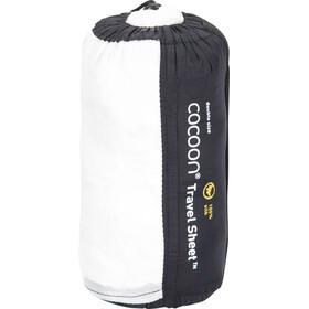Cocoon TravelSheet Silk Doublesize natural silk